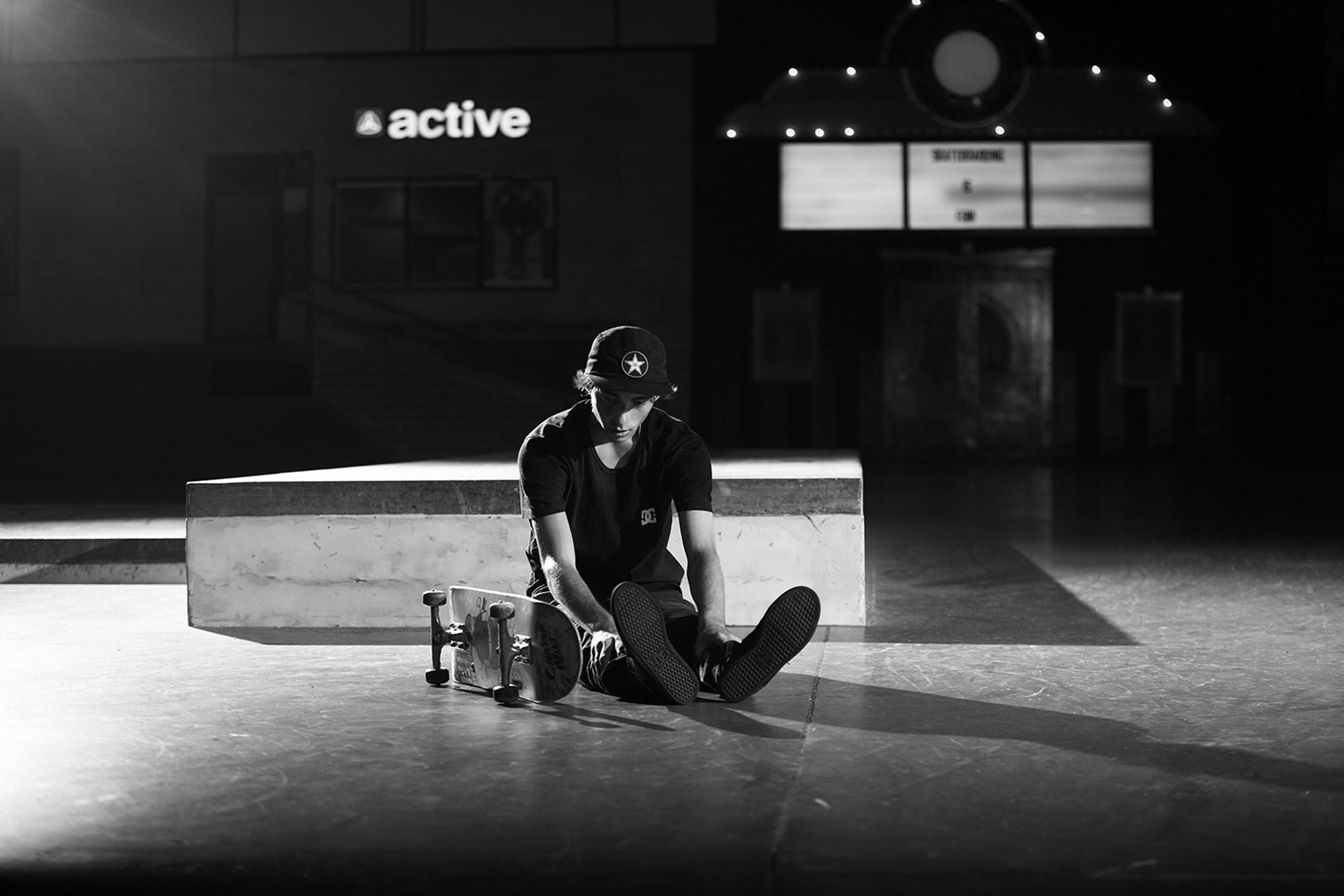 Tyson Bowerbank Almost Skateboards - The Berrics Recruit 4