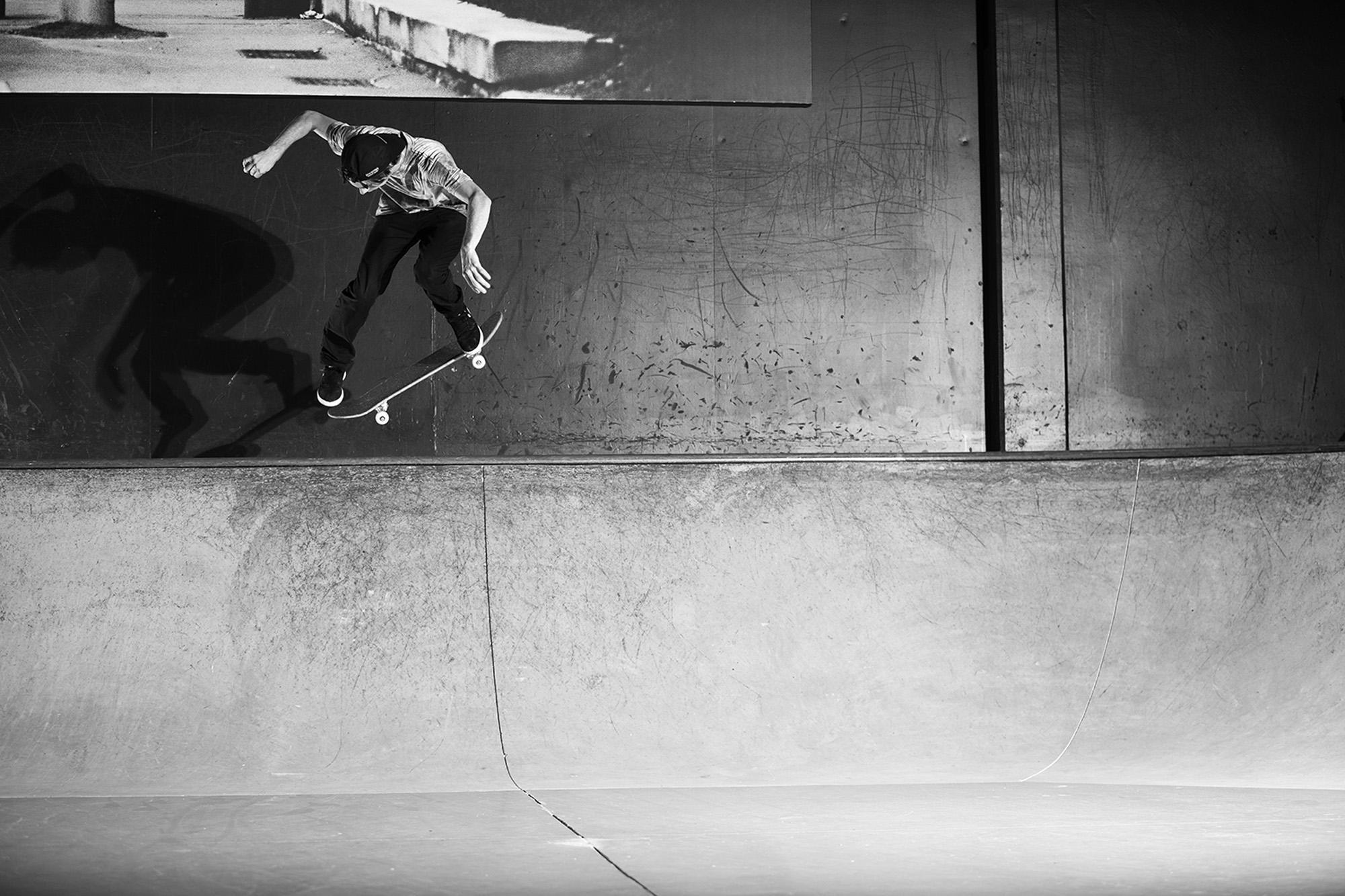 Tyson Bowerbank Almost Skateboards - The Berrics Recruit 9