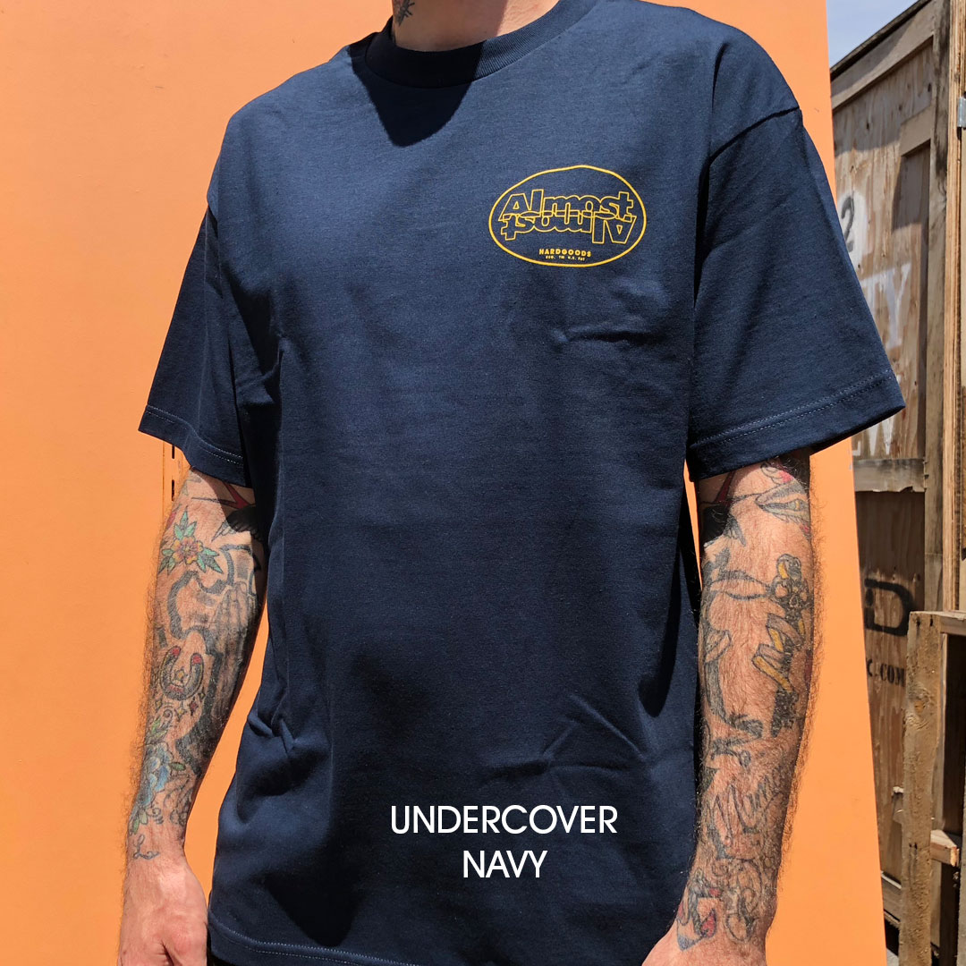 Almost_D4_18 TEE_undercover t-shirt