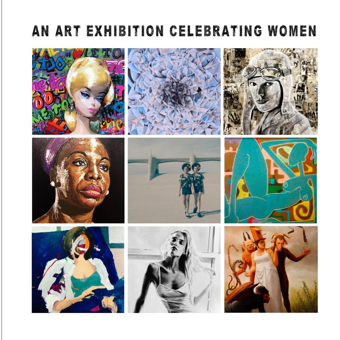 Love Art Gallery #Norwalk #GirlPower
