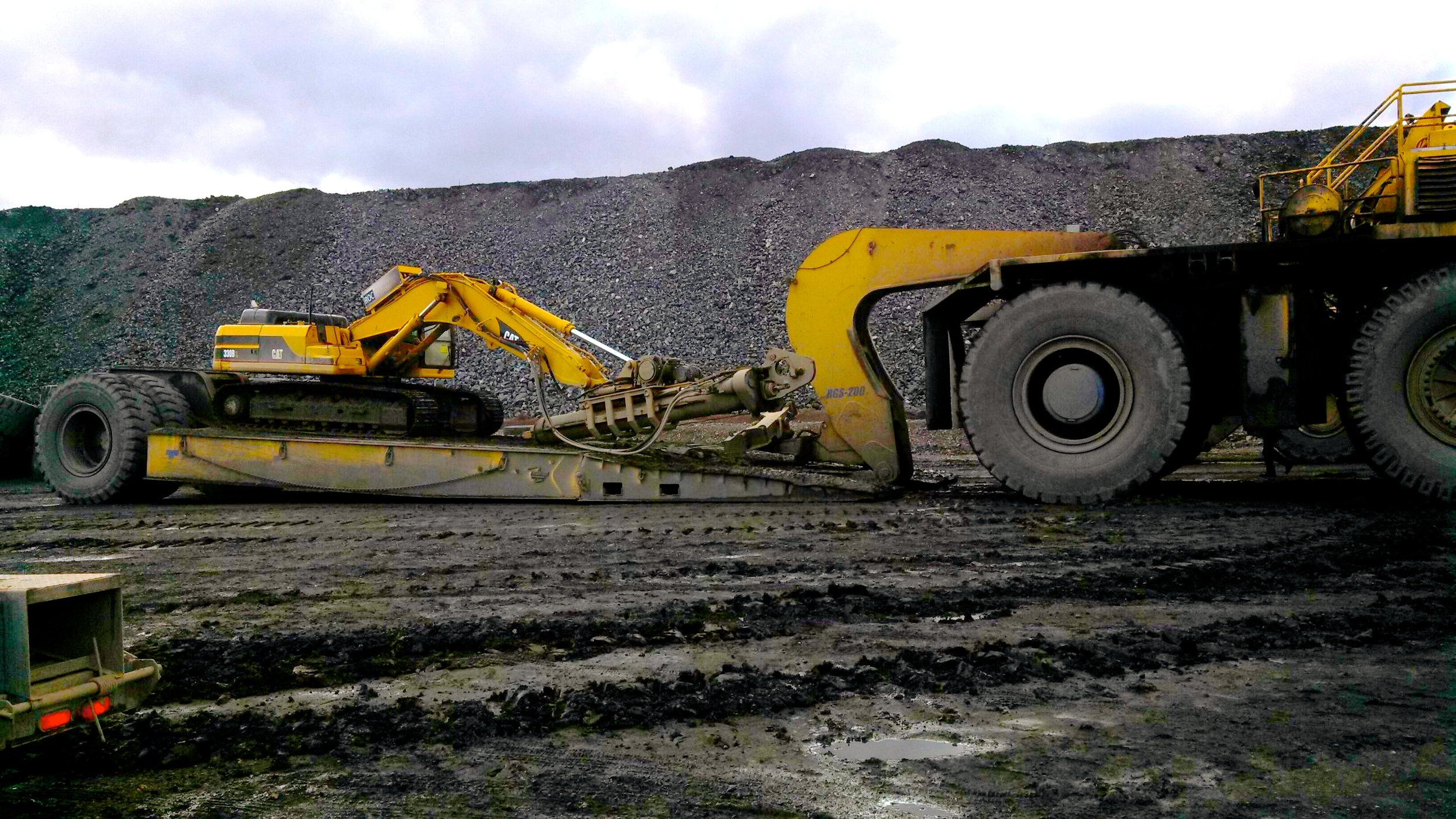 LoDril Cat 330 DH40