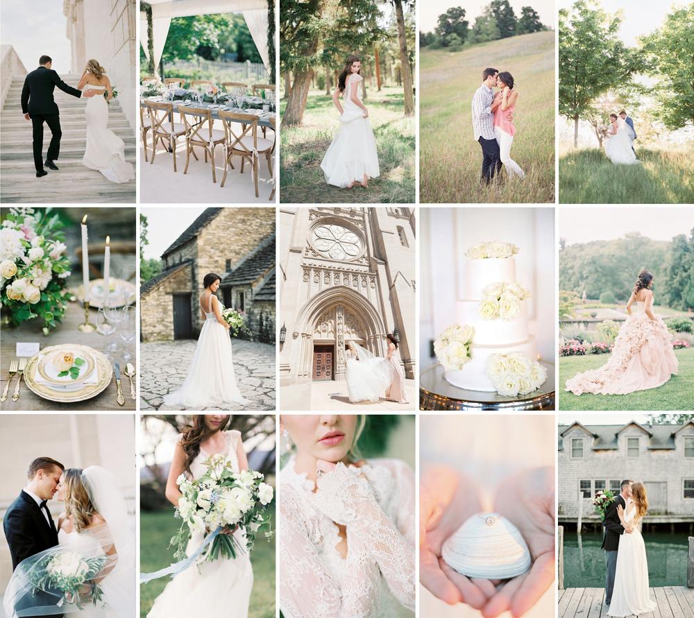 Fine art Wedding Photography Michigan Montana Florida