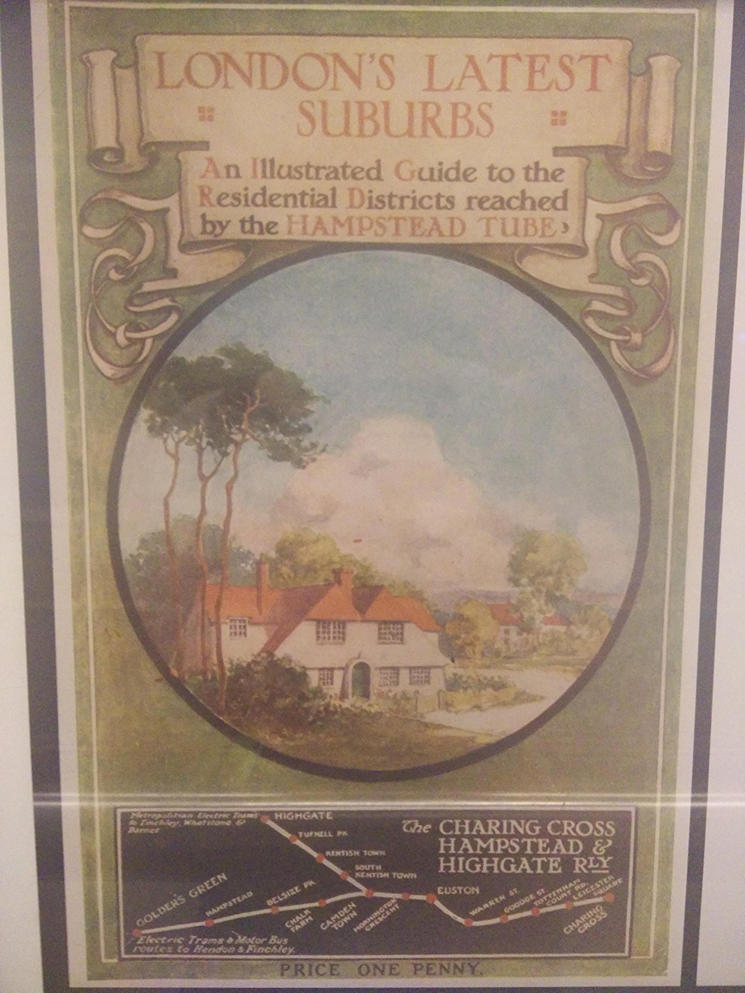 Some Hampstead Tube History