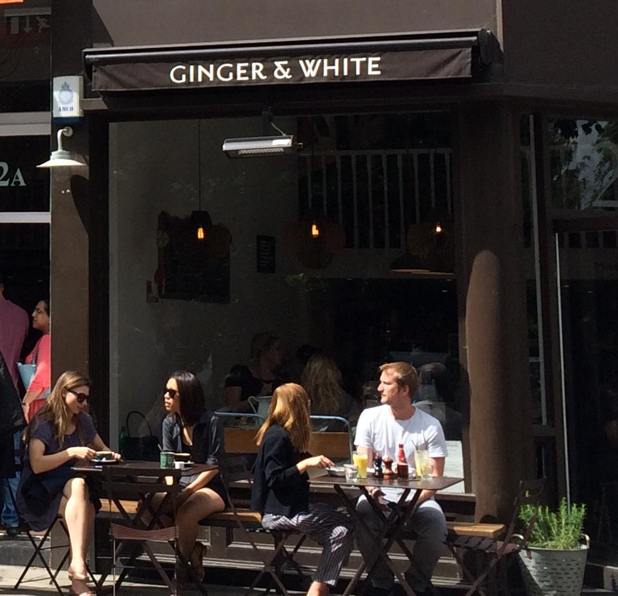 Ginger & White Hampstead Mums Belsize Park