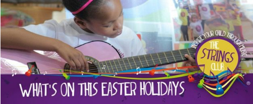 Strings Club Hampstead Mums Easter NW3 Parents Kids
