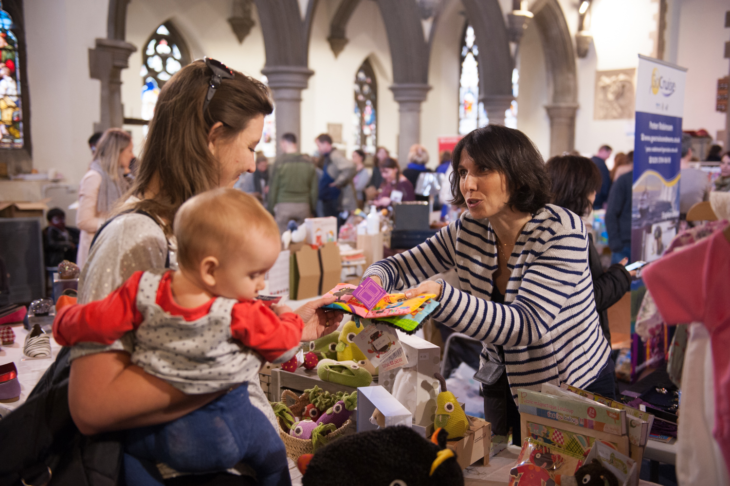 Tendre Deal. Hampstead Mums Spring Fayre