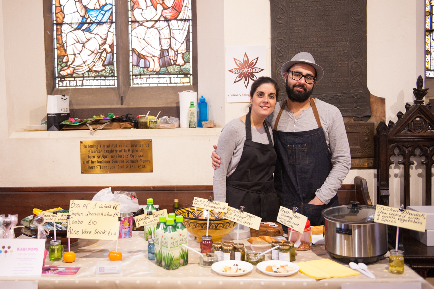 The Spice Deli. Hampstead Mums Spring Fayre