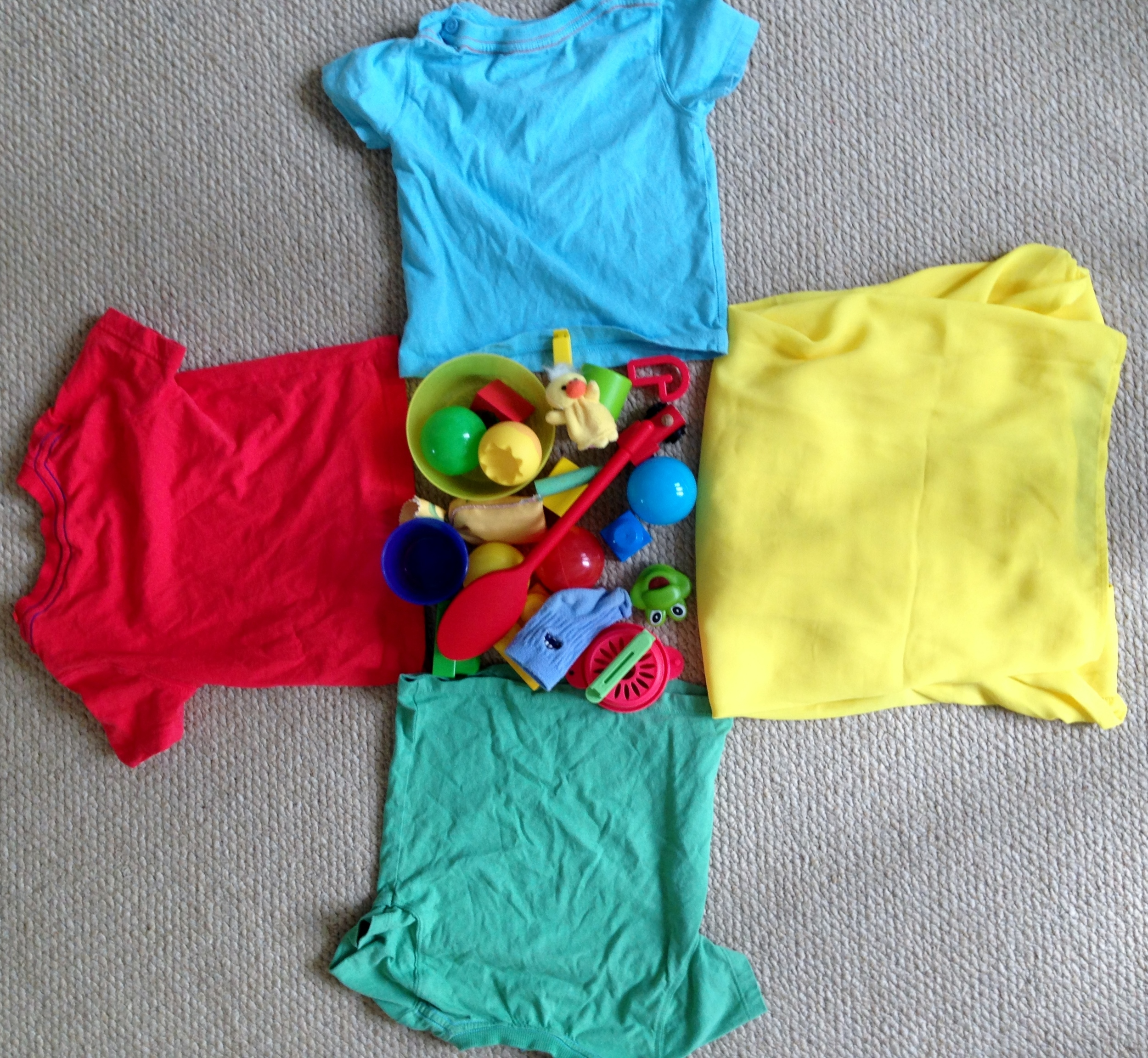 colour sorting toddler activities hampstead mums brightplaybox