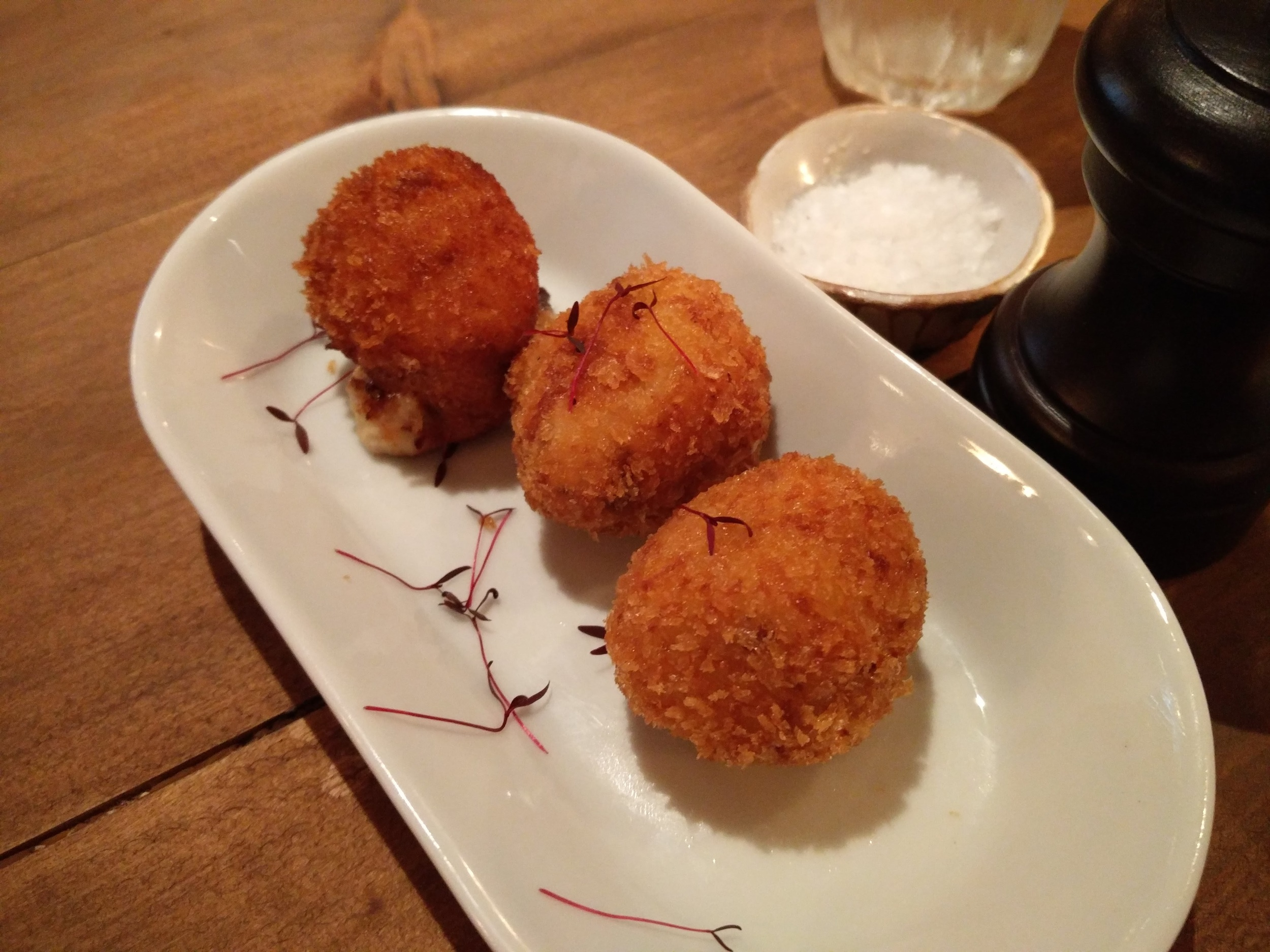 croquettas Hampstead Mums 28 Church Row