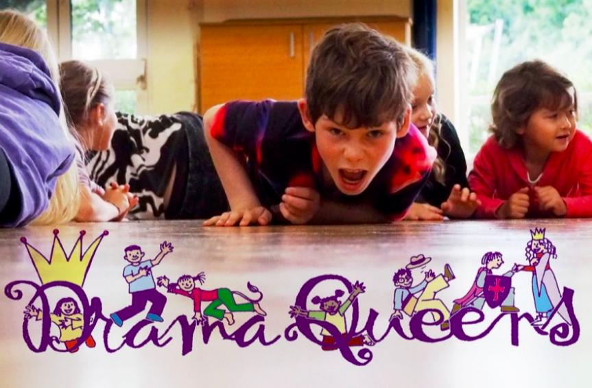 drama queens hampstead mums kids class
