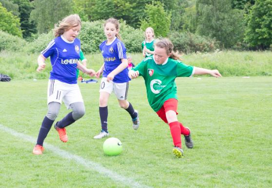 Daryl's dragons football club sports hampstead mums