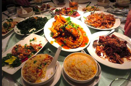 Most recommended local chinese takeaways -