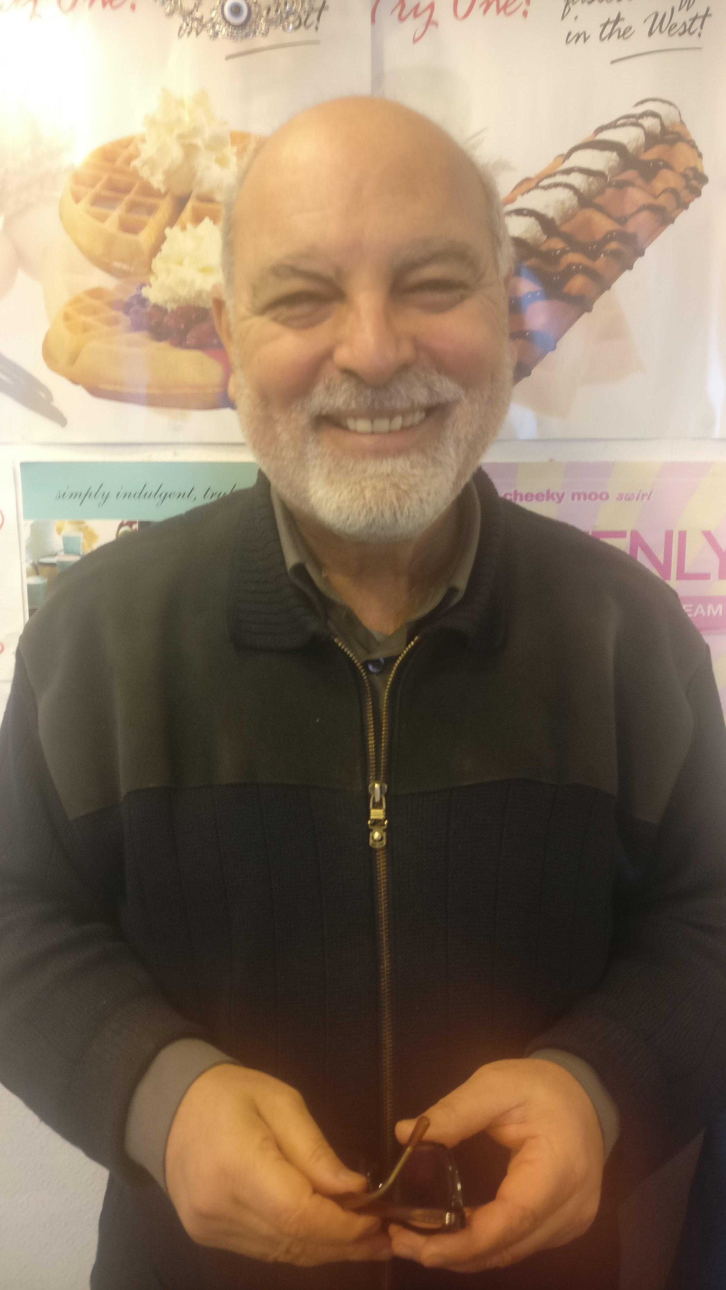 Ghassan Tania's Cafe Hampstead Mums