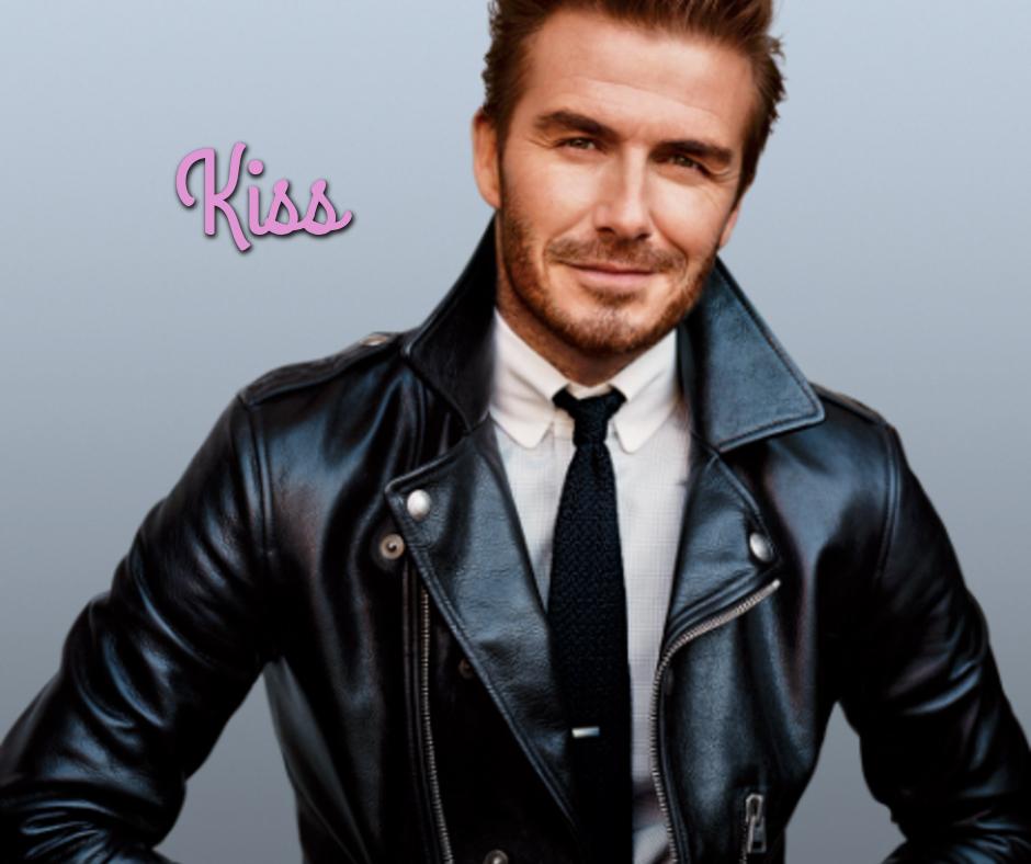 David Beckham Kiss Hampstead Mums