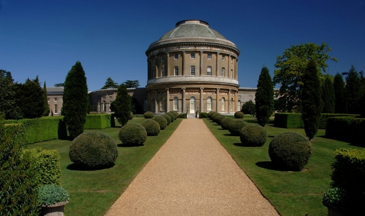 Photo from  Ickworth House