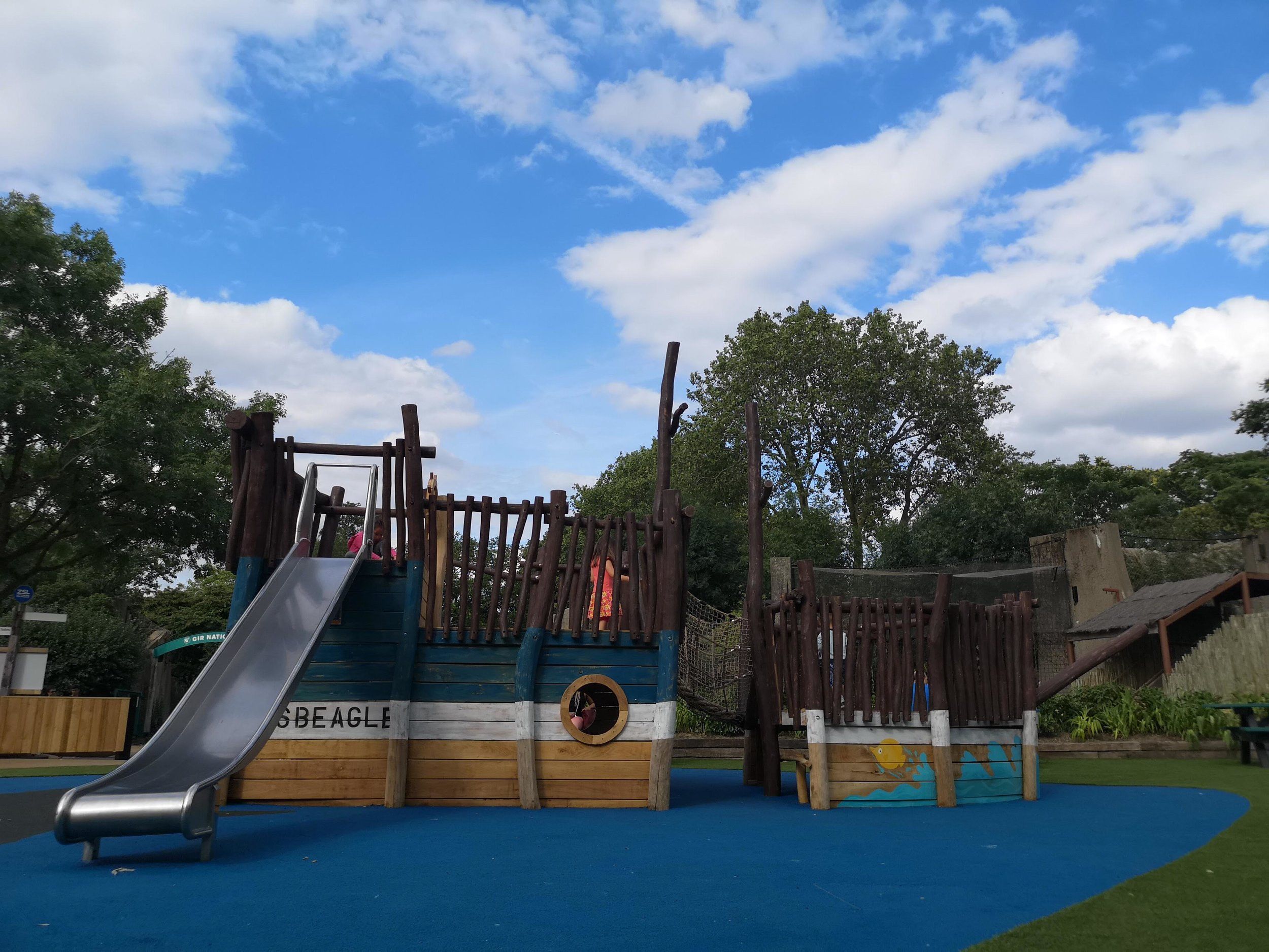 New ZSL Playground opened in July 2019