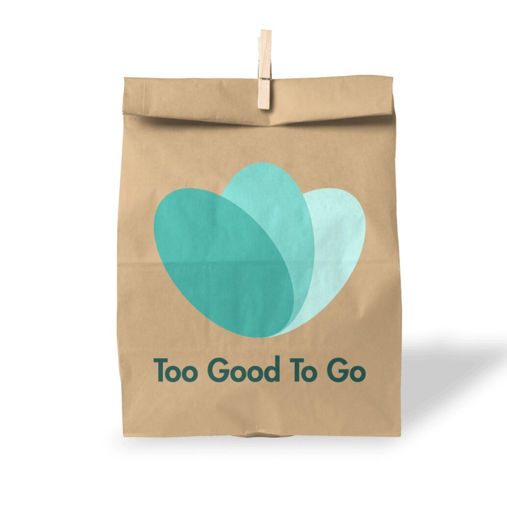too good to go - Too good to go is another app that helps the reduction of food waste. It allows restaurants to sell their produce at a lower price in the last 15 minutes of service.