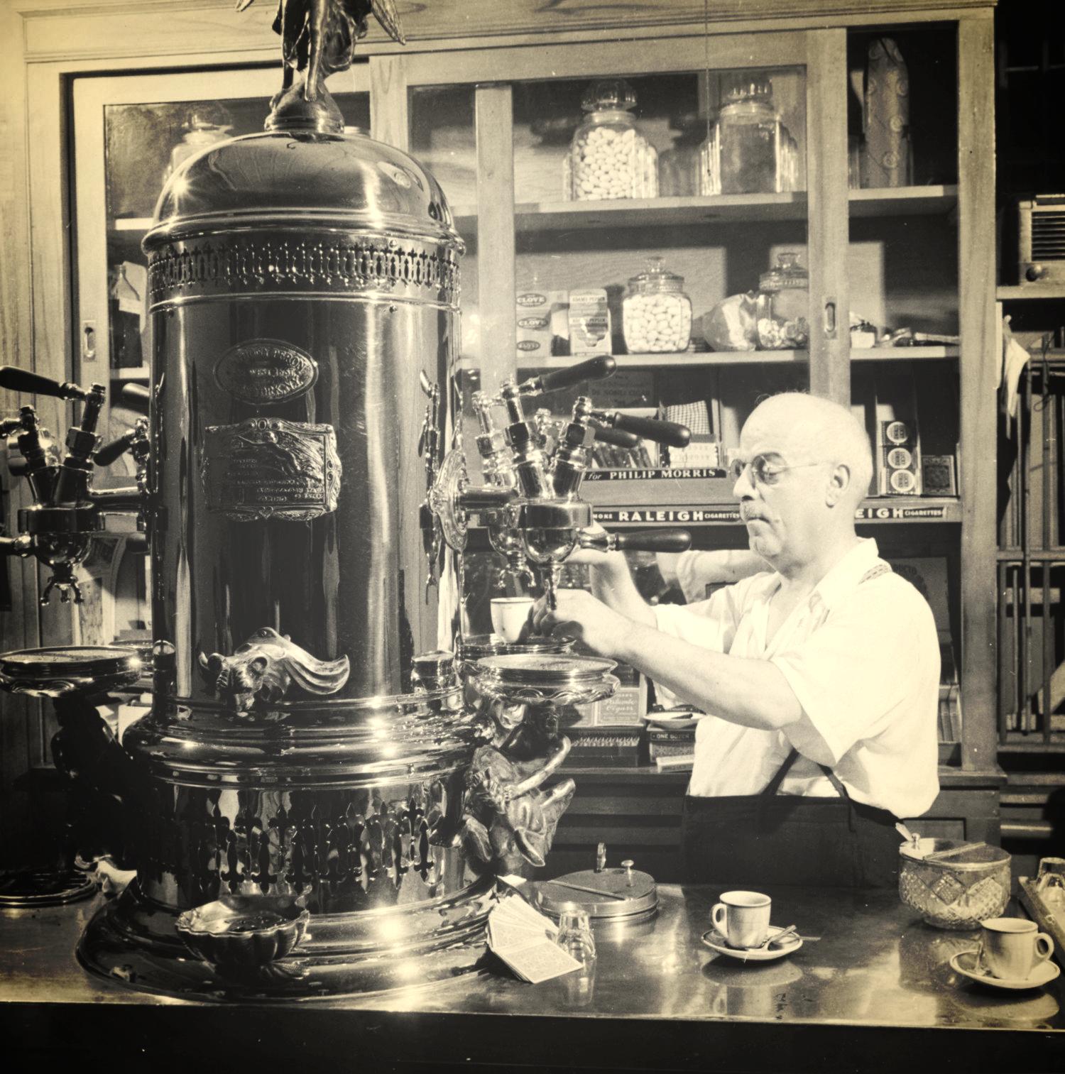 Mixpresso First Espresso Steam Machine