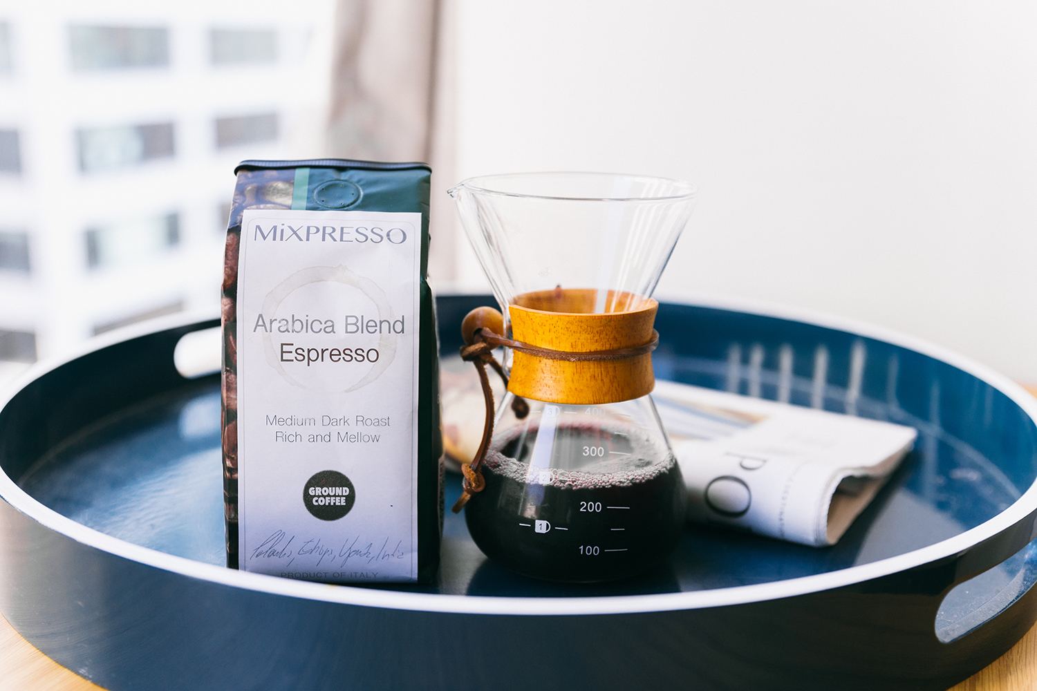 The Coffee you love, The way you choose...