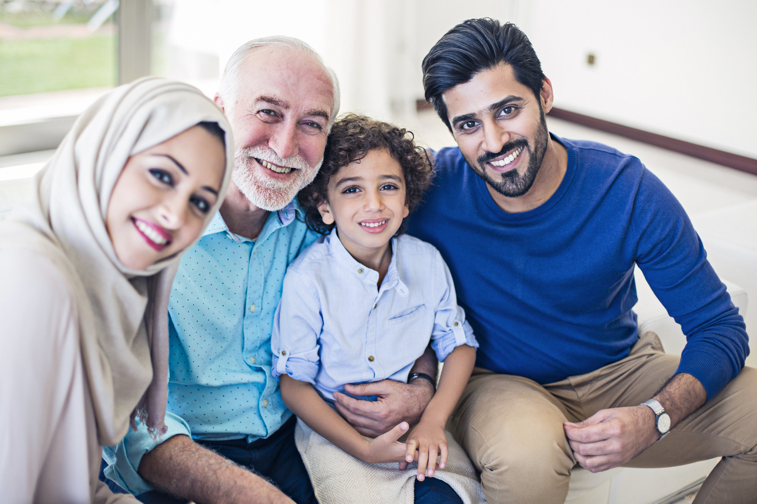 Happy Emirati Family - Stock image.jpg