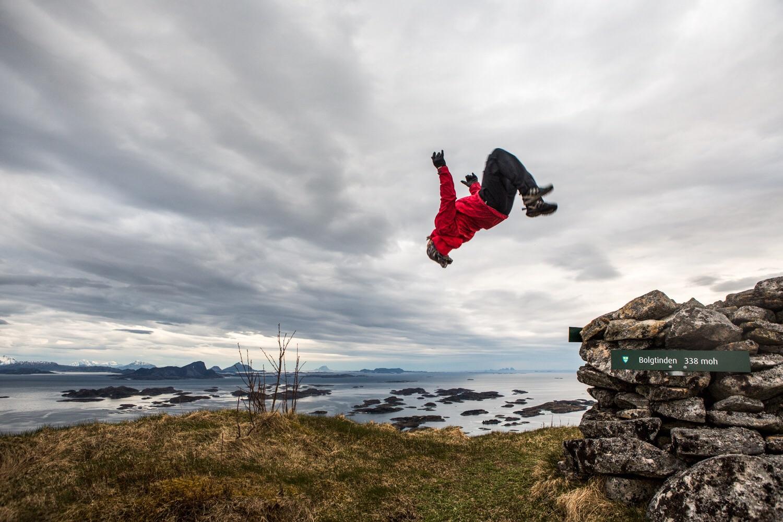 Flip for summit as always!