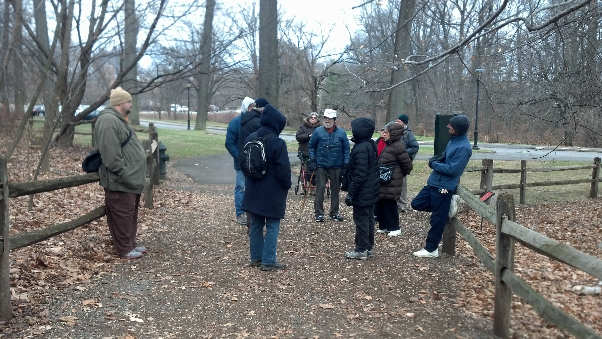 New York Fern Society members