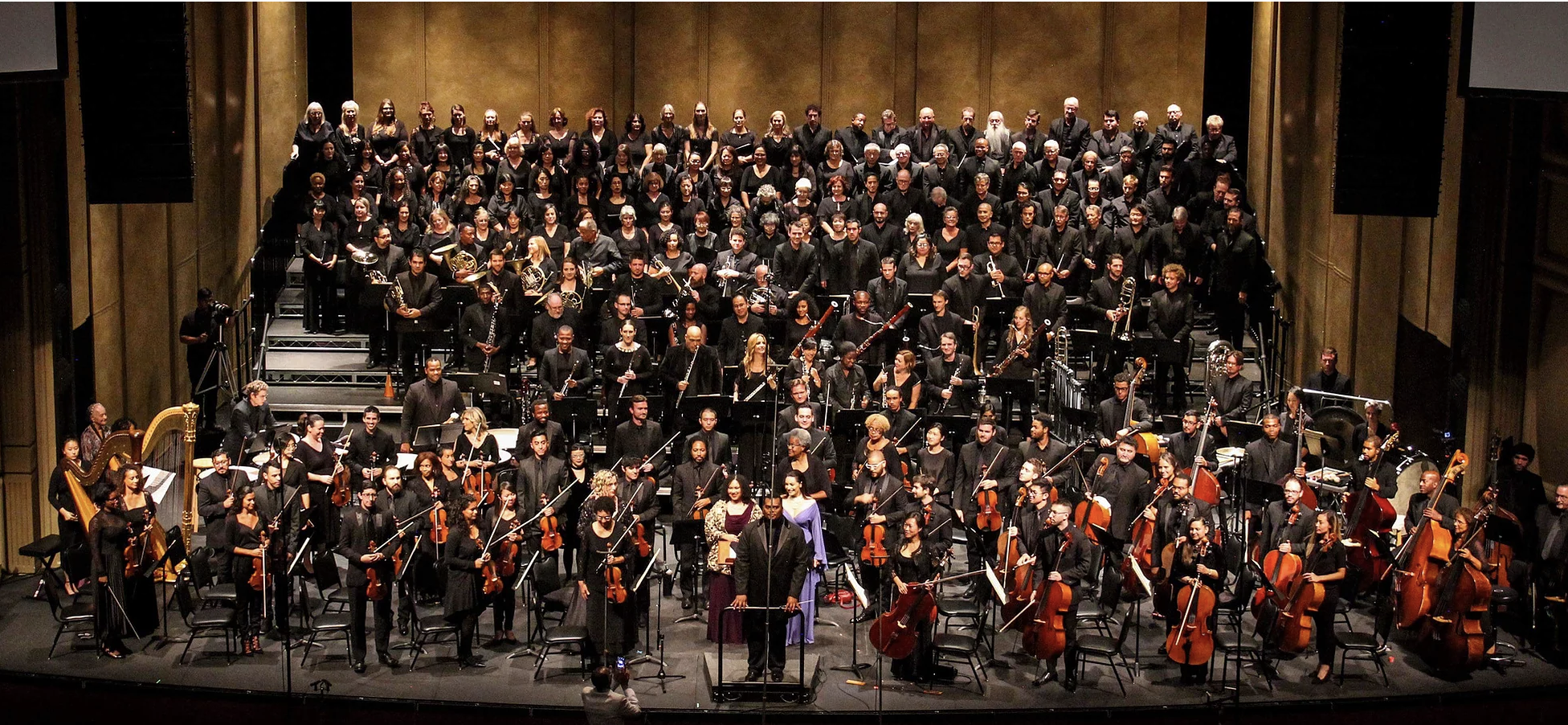 The Southeast Symphony , the largest and oldest African-American philharmonic in the United States.
