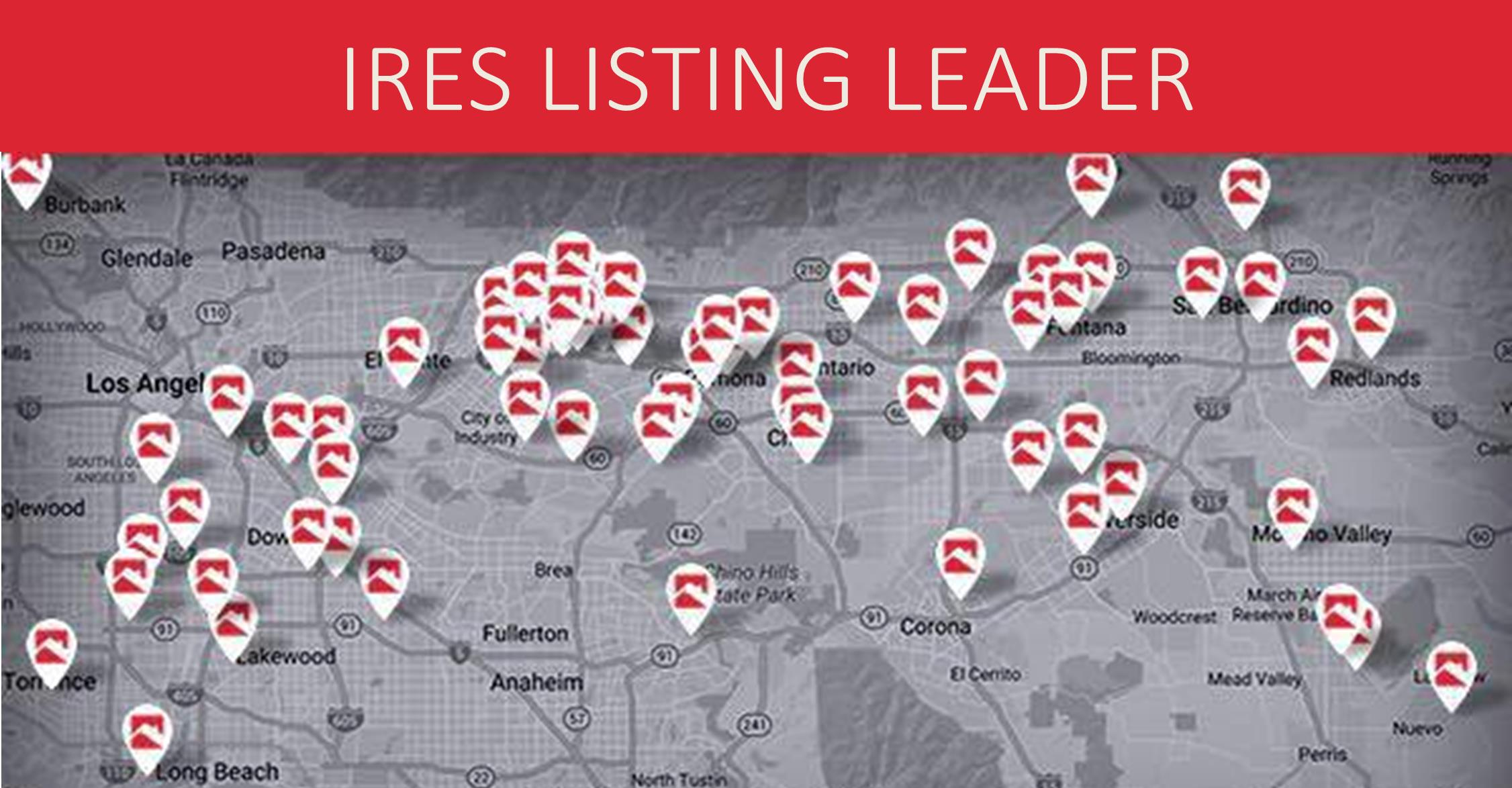 IRES Listing Leader Top producers in every market focus on listings. They master their presentation, communication, objection handling, and closing skills.  What you get:  A proven step by step listing appointment process  Scripts to handle commission objections  Strategies to get the right price from the start  Closing techniques to get the signatures at the firs appointment  Watch Super Star agents deliver a live, step-by-step demonstration of a listing appointment.