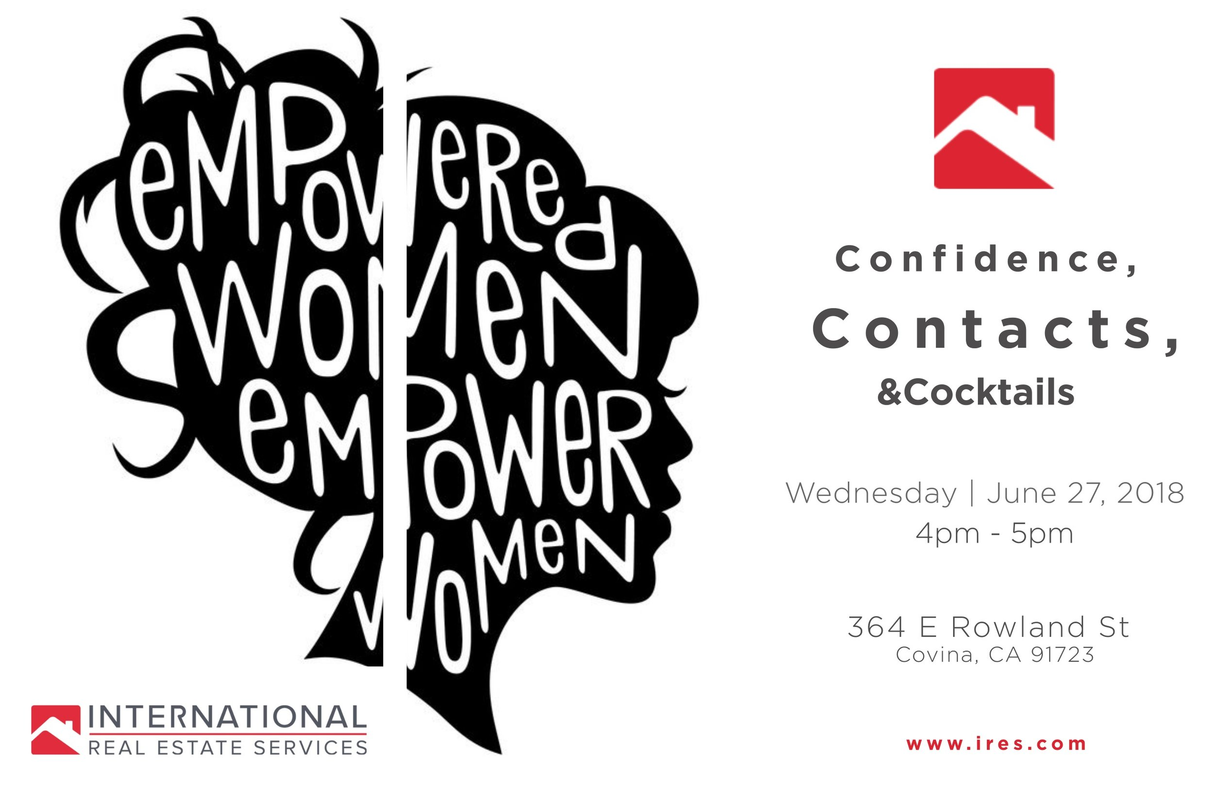 Join Crystal for her monthly C3 training for our IRES ladies.