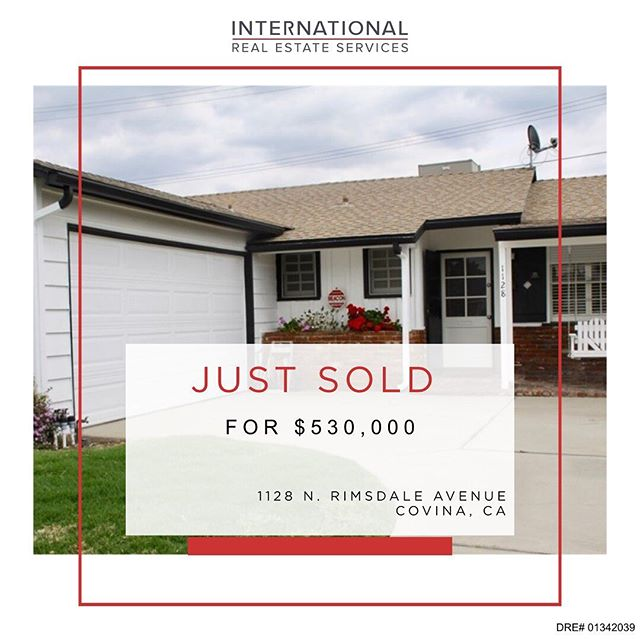 SOLD !!🔑 Recently sold in the beautiful city of Covina! Interested in learning the value of your home? Dm us today for a free home analysis! 🏠💰 #JustSold #SoldHomes #HomesForSale #Homeowner #RealEstate #HomeSweetHome #Covinahomes #CityOfCovina #IresCovina #IresDomination #PoweredByIres #Conquer250 #TakingOverCovina