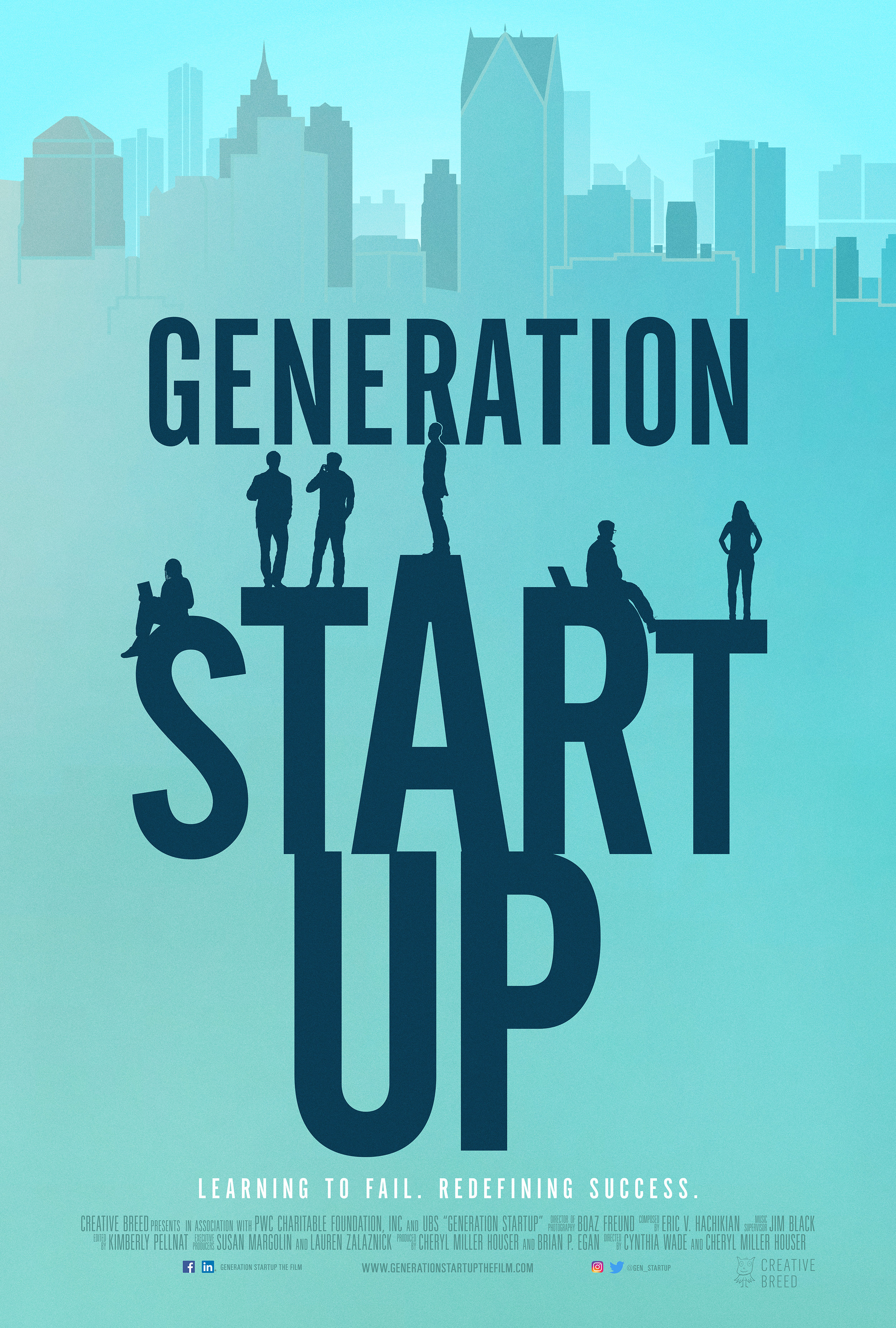 CreativeBreed_GenerationStartup