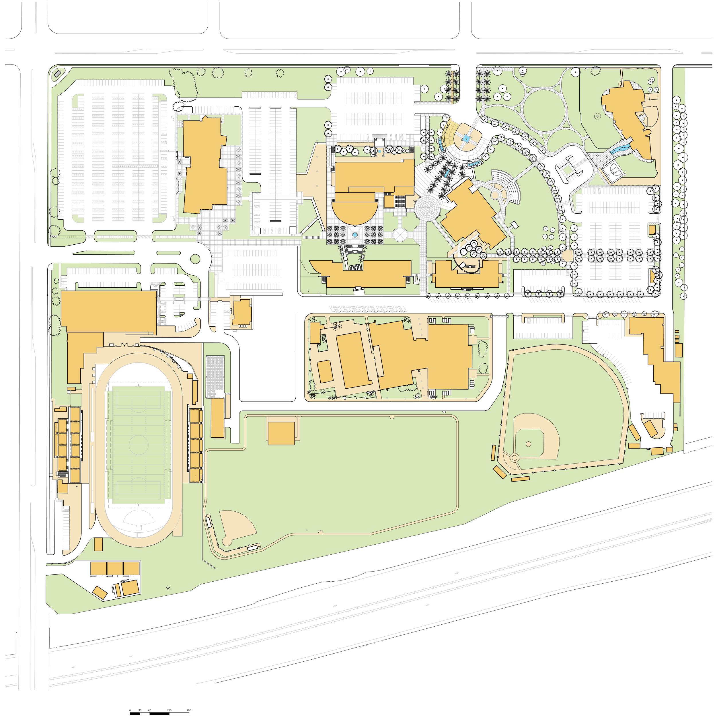 LA Southwest College Campus Wide Accessibility Master Plan