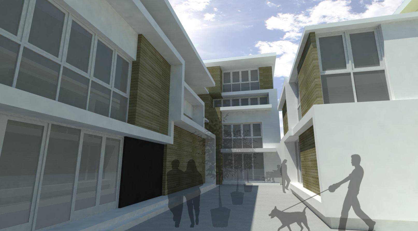 LA City College Student Housing