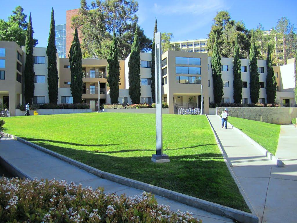 UCLA Sunset Village Delta Terrace Student Housing