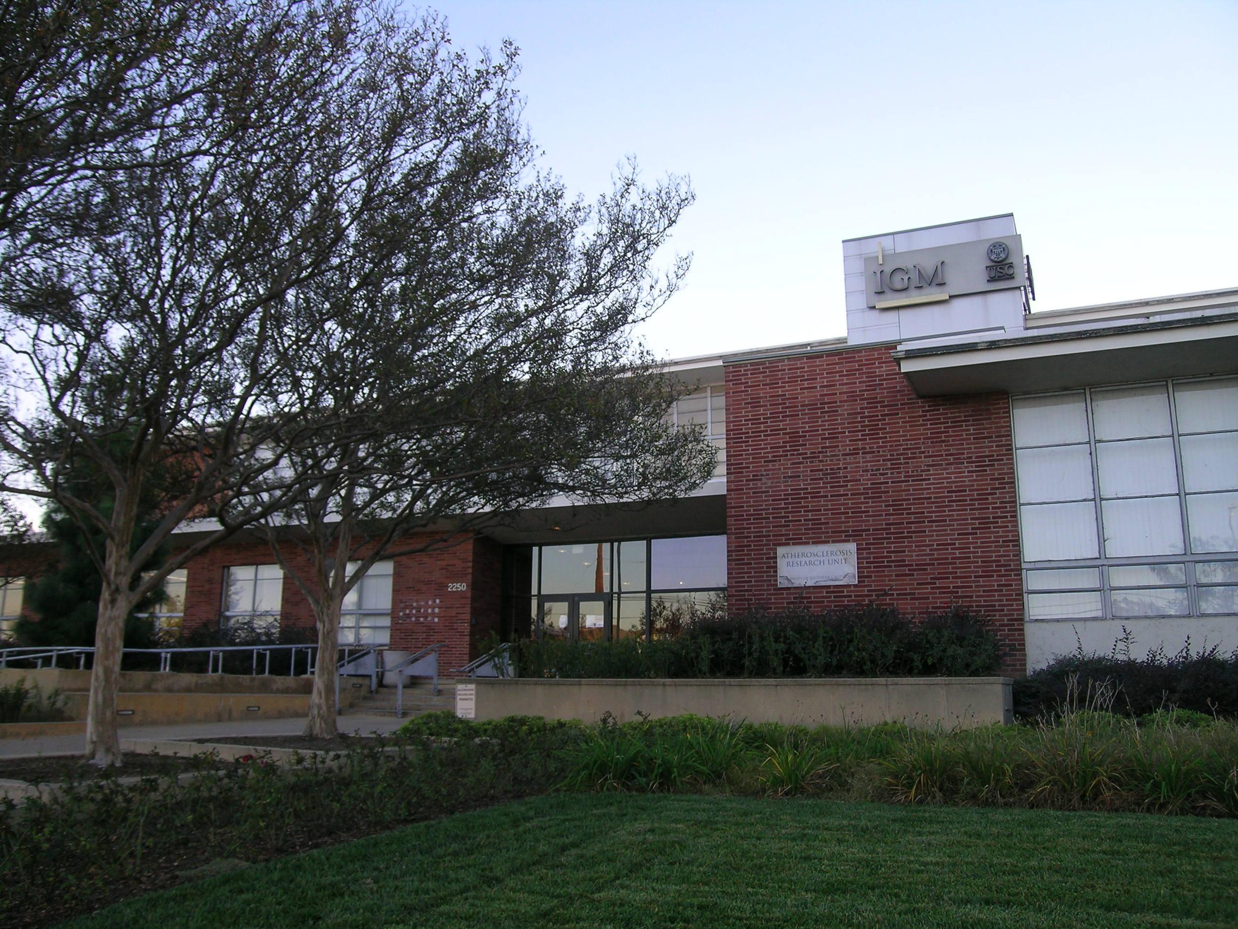 USC Health Sciences Campus Clinical Sciences Center