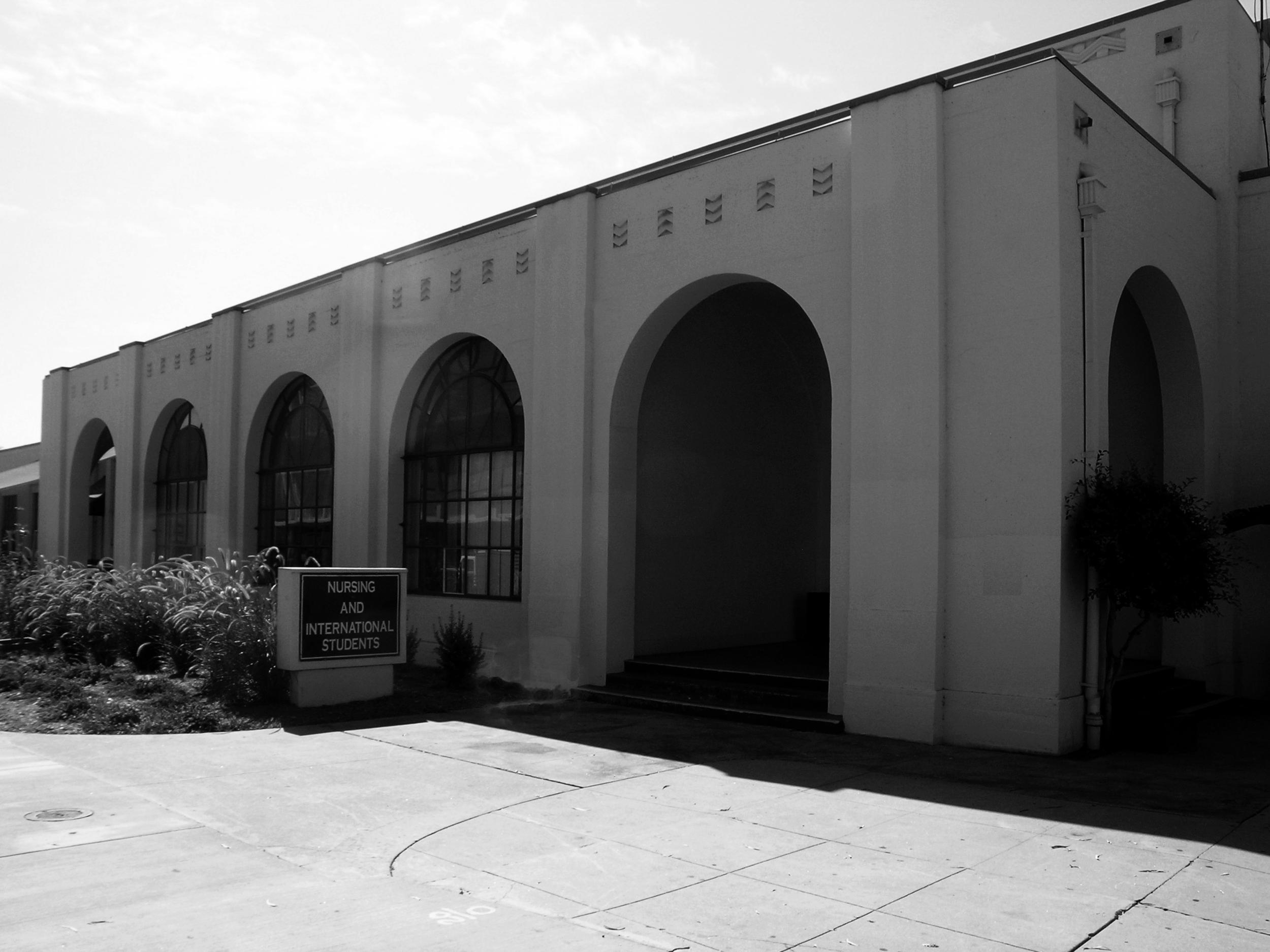 LA City College Temporary Facilities
