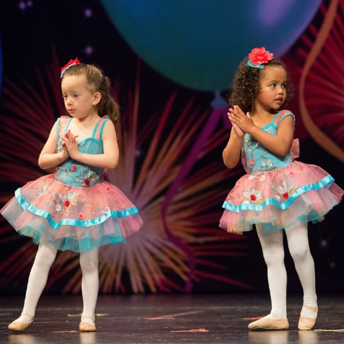 - Pre-Ballet30 minute weekly parent and child introduction to dance (for 2 to 3-year-olds); dancers explore basic dance principles and rhythms through movement.$6.25 per session.