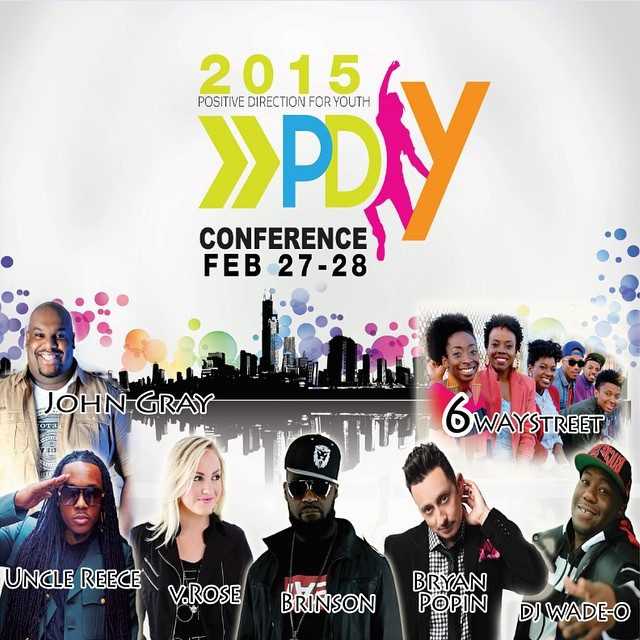 NC here we come!! We will be performing live at #PDY2015 this week. For more information on what's going on visit www.pdync.org and follow the conference @pdy.nc! See u there!