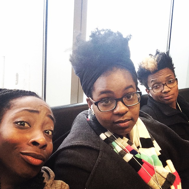 Sooo.... Our flight was supposed to depart at 8:15, then they said the new departure time would be 9:00, now we just found out we're 7th in line to get our plane de-iced. We gone be here for a minute. This is how we feel about our #currentsituation #freezingrain #raleighdurham #itstooearly #aintnobodygotimeforthat You think we're gonna make our connecting flight?? 🙏 ... and apparently we have company... So you can say another 🙏 for @canned_ace she doesn't do birds. Our morning is off to an interesting start. Happy Sunday! Y'all be safe now! ✌️out @pdy.nc ! 'Til next time!