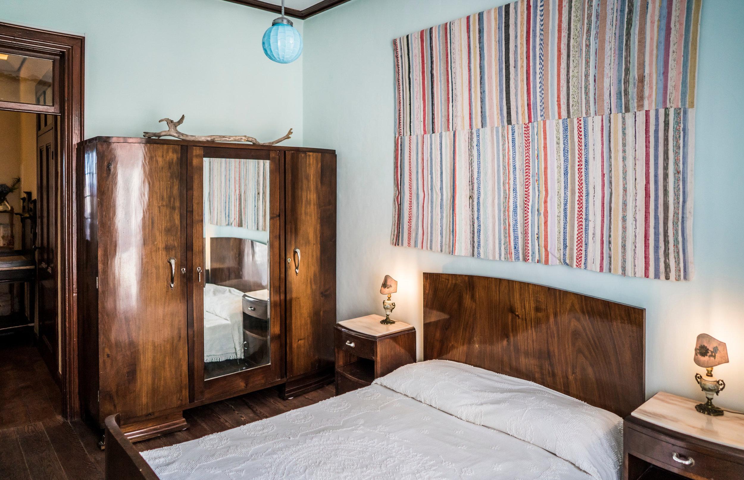 A village room at Quinta Oceania