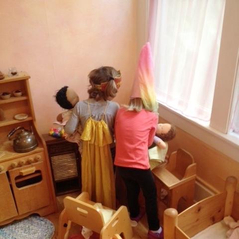 Preschool play