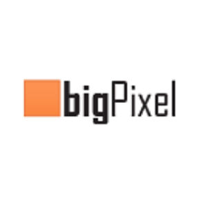 Big Pixel  is a a specialist design and development firm that combines a unique blend of vision, design, and coding skills to create beautiful,easy to use web and mobile experiences for startups and businesses around the US.