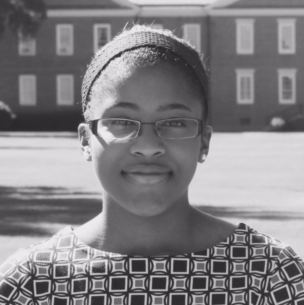 Jawuanna McAlister    University: North Carolina Wesleyan   Majors: Biomedical Sciences   Fun Fact: She's an EMT