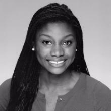 Chiedza Mushayamunda    University: Wofford College   Majors: Business Economics & English   Fun Fact: She's the student government VP!