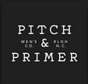 Pitch & Primer   is a shopping experience curated for the modern man. With a versatile lineup of brands, a team of personal stylists and craft beer - you'll leave looking sharp and feeling good.