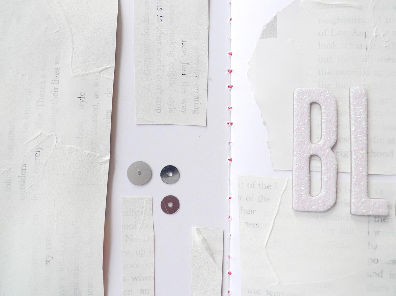 Analog Paper | Get Messy Art Journal | 003