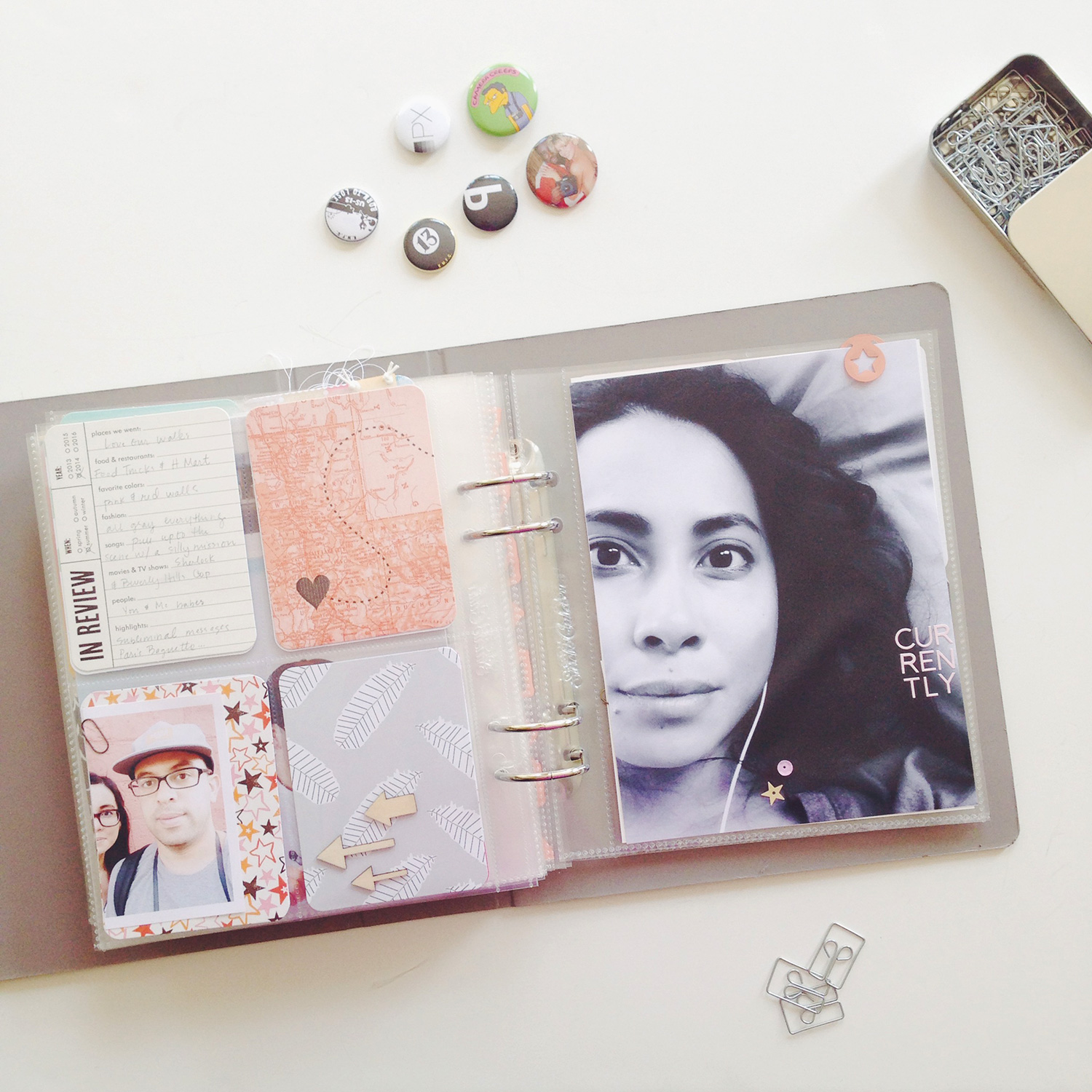 Analog Paper | Project Life Gallery