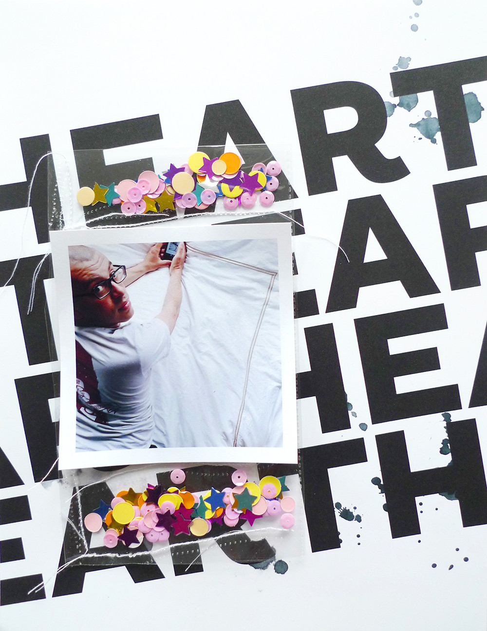 Heart by Analog Paper