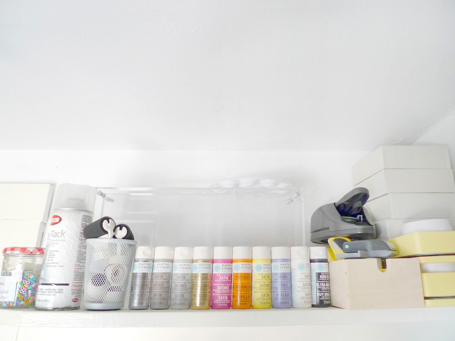 Analog Paper | Workspace | Small Space Storage