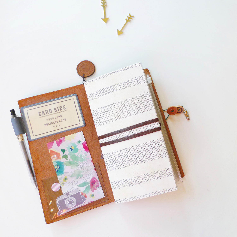 Analog Paper | Get Messy Art Journal | 009